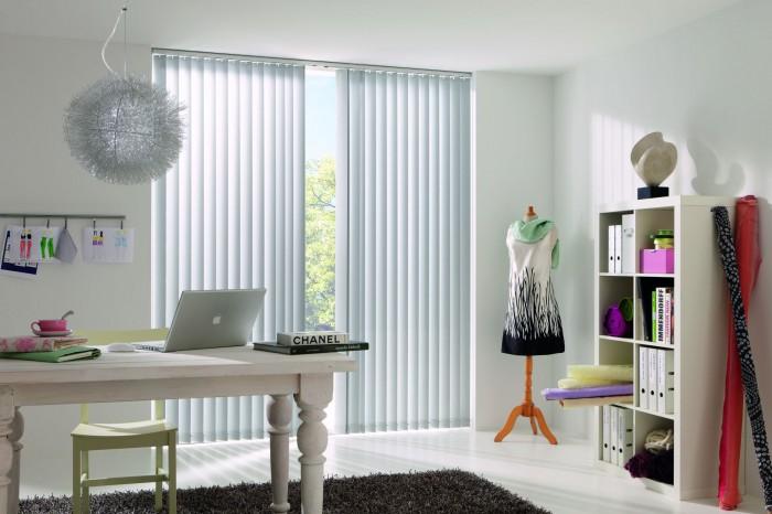 vertikal lamellen prestige rollo. Black Bedroom Furniture Sets. Home Design Ideas